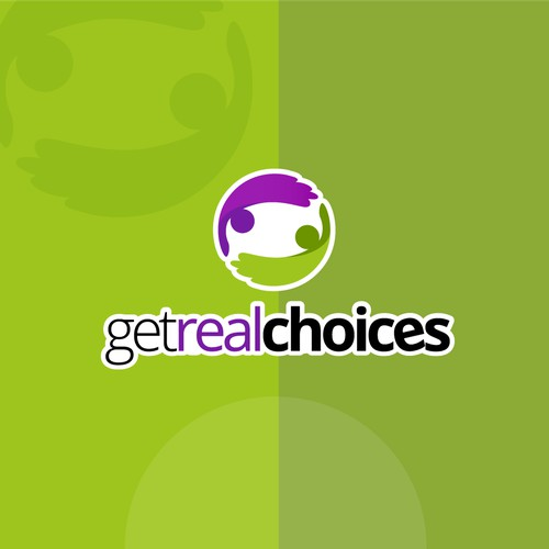 Get Real Choices Logo