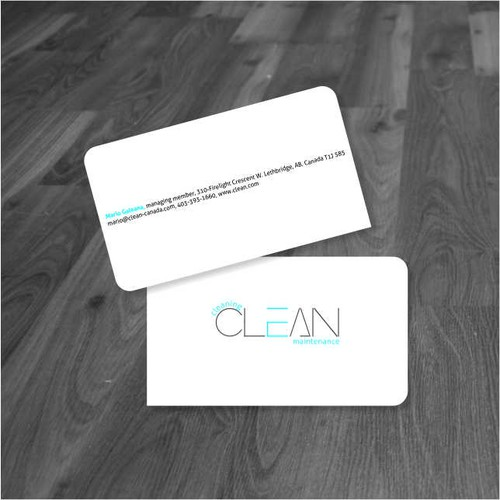 New stationery wanted for Clean