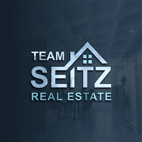 Real Estate Logo (Modern & Professional)