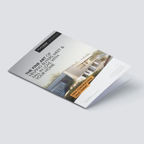 Platinum - Brochure Design