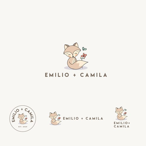 Emilio + Camila