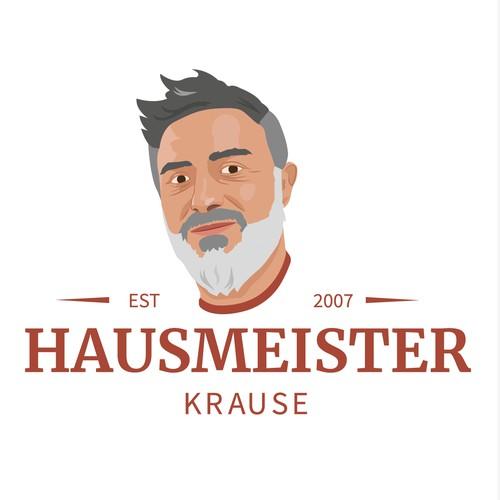 Hausmeister Character Design