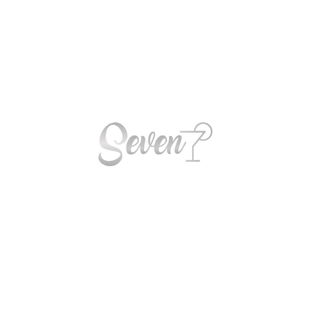 Seven cocktail bar zoekt een hippe logo
