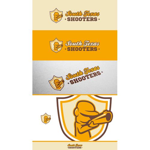 Logo for Shooting Club