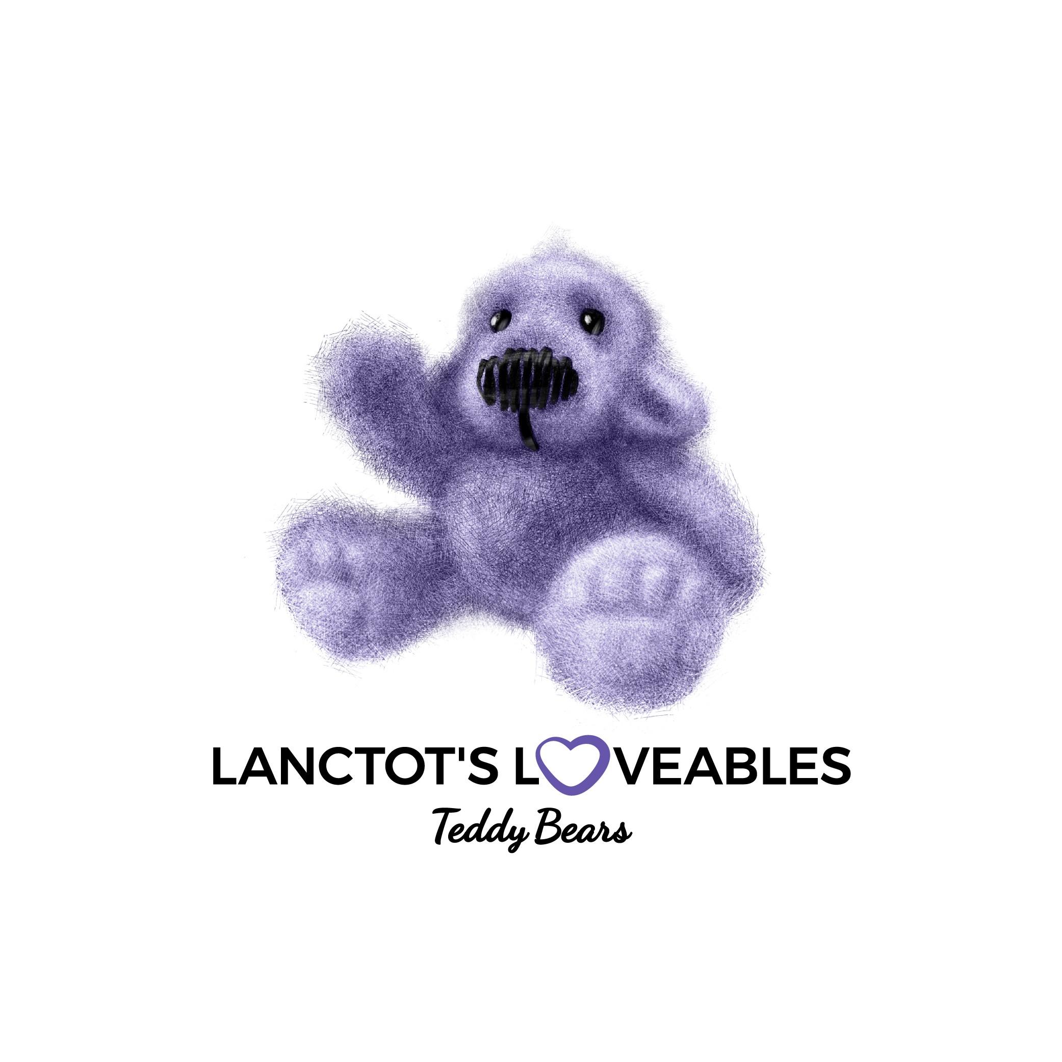 Teddy Bear designer/artist needs a cute logo that tugs at heart strings