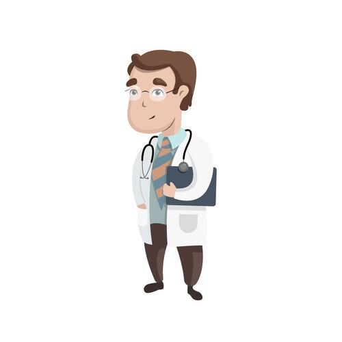 Company Mascot Needed for Medical Jobboard
