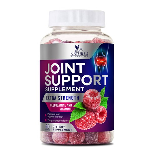 Joint support label design