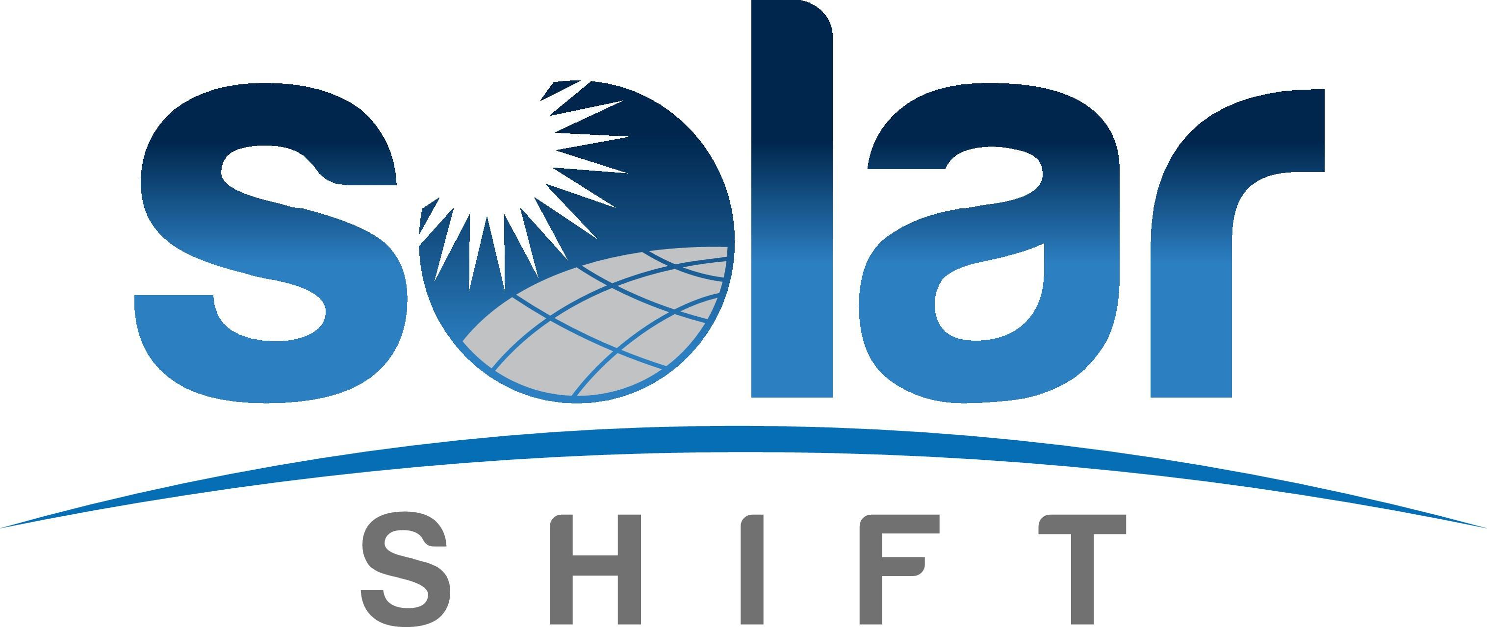 Create a modern and organic design logo for a national Solar Developer