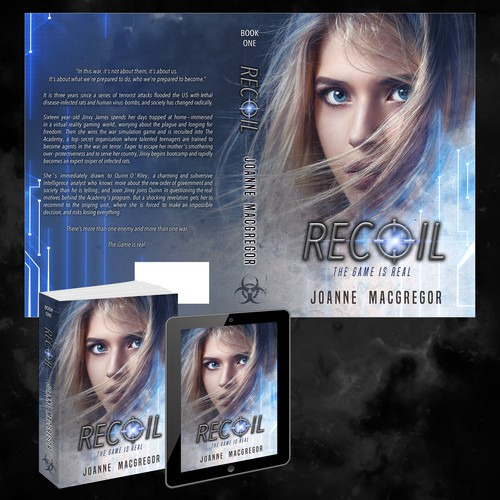 Entry for RECOIL by Joanne Macgregor