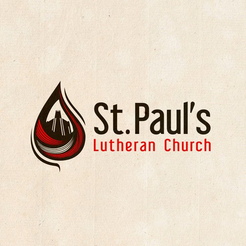 Logo for church
