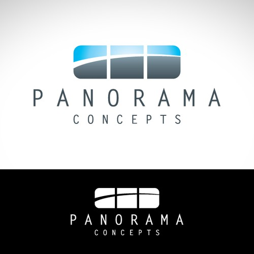 Panorama Concepts logo design