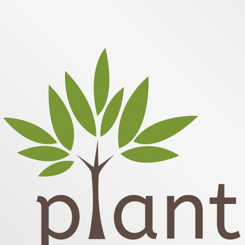 Logo design for Plantimune