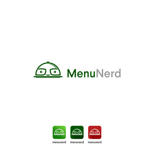 Design a Nerdy Logo for a Food App! (Launching on Apple + Google Play Stores in late 2018)