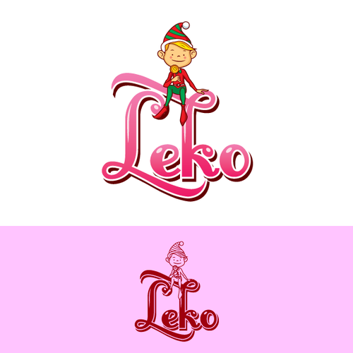 Create a logo for a confectionary brand