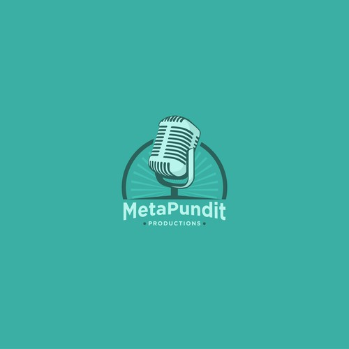 Fresh Logo for MetaPundit Productions