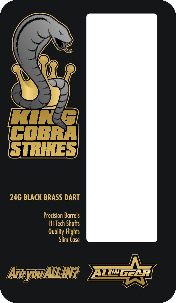 King Cobra Strikes.