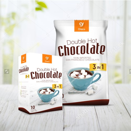 Packaging for Hot Chocolate