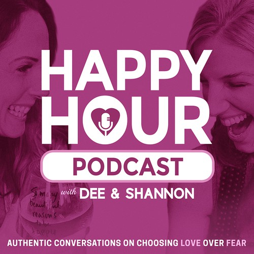 Happy Hour Podcast Cover