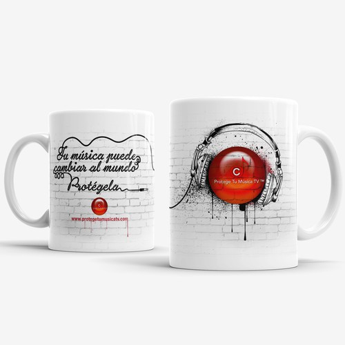 MUG Your music could change the world