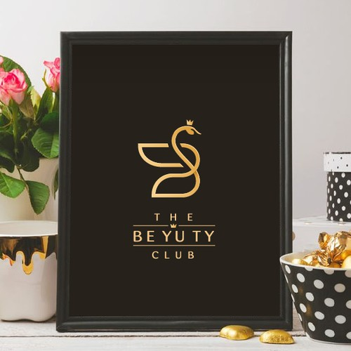 Beauty club logo
