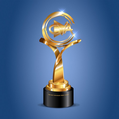 Trophy Design for The Crowdfunding Video Awards (CVA)