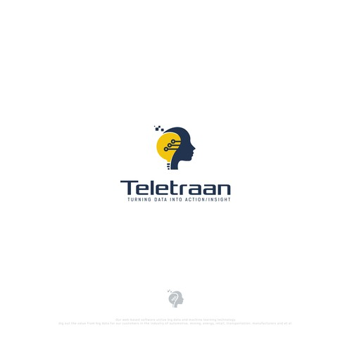 Tech logo concept for Teletraan