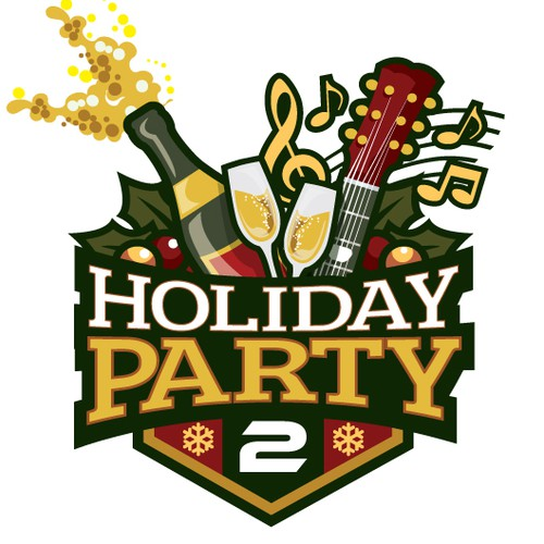 Create the next logo for Holiday Party 2