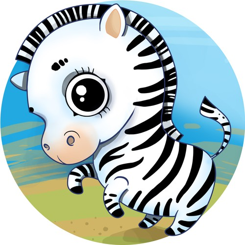 cartoon animal designs