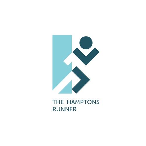 Logo for The Hamptons Runner