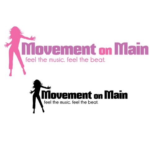 Help Movement on Main with a new logo