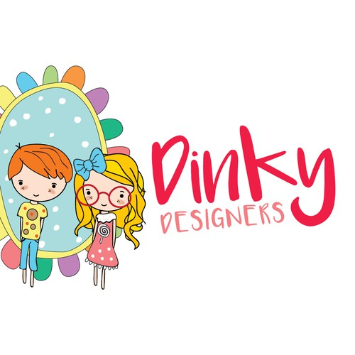 Design for children's fashion label