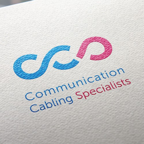 Logo concept for Communication Cablin Specialist