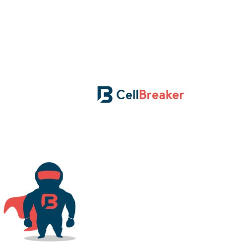 Logo for cell breaker