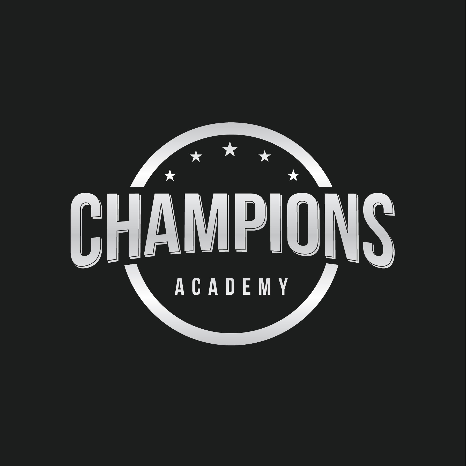 Champions Academy needs a powerful logo and design package.