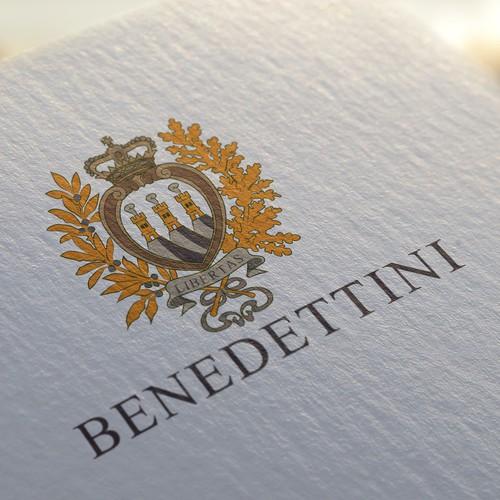 "Logo for "" Benedettini """