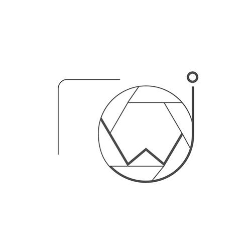 MINIMALIST, Elegant Logo for Fashion Photographer
