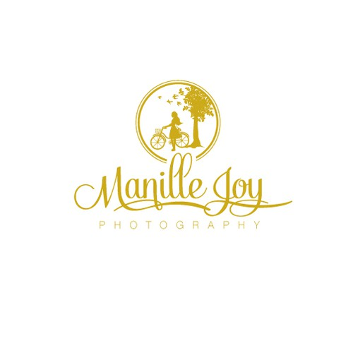 A Classic Logo for a Photographer