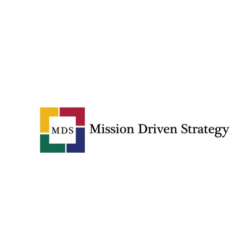 Create a logo for Mission Driven Strategy and help change the world!