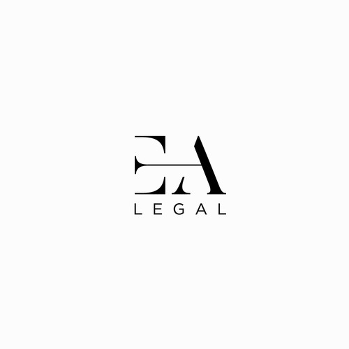 Minimal LOGO for LAW firm