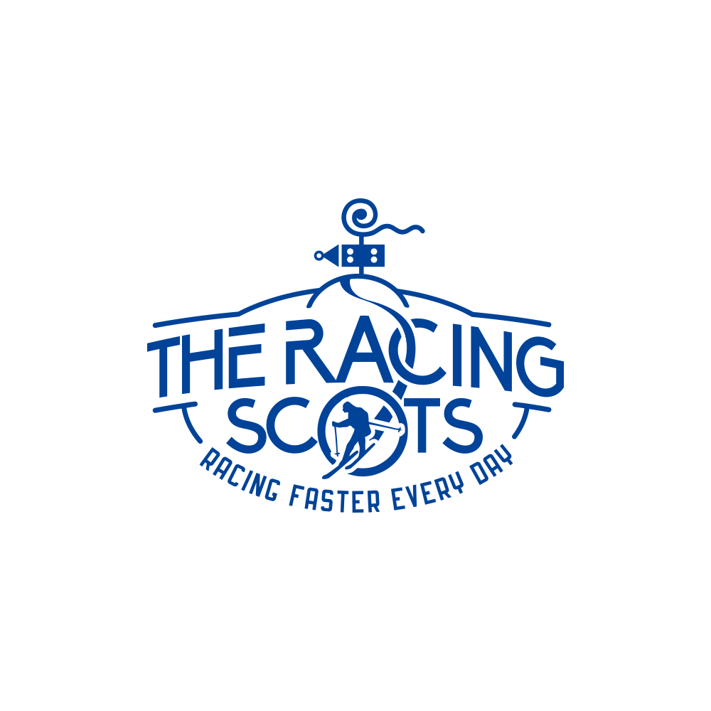 Logo Design for School Ski Racing Club