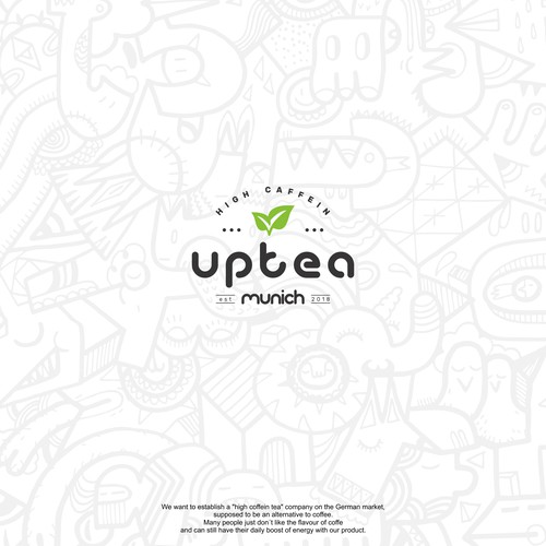 Tea product Logo Concept