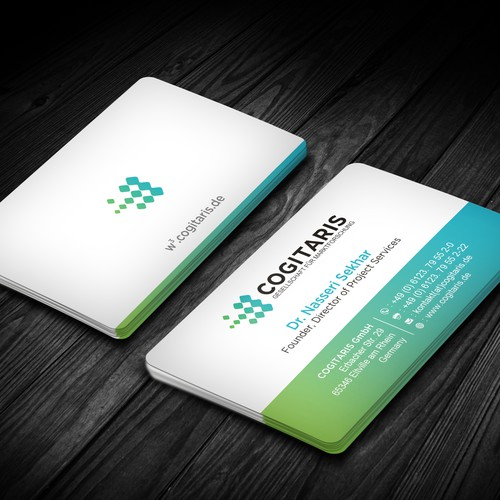 SIMPLE + CLEAN + CREATIVE + CORPORATE