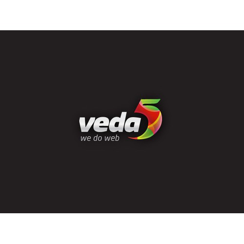 LOGO for Veda 5 - The Coooooolest Web Studio :)