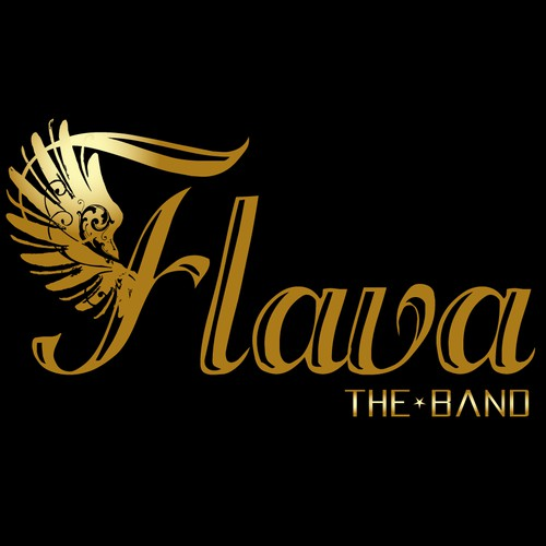 flava - the band needs a new logo