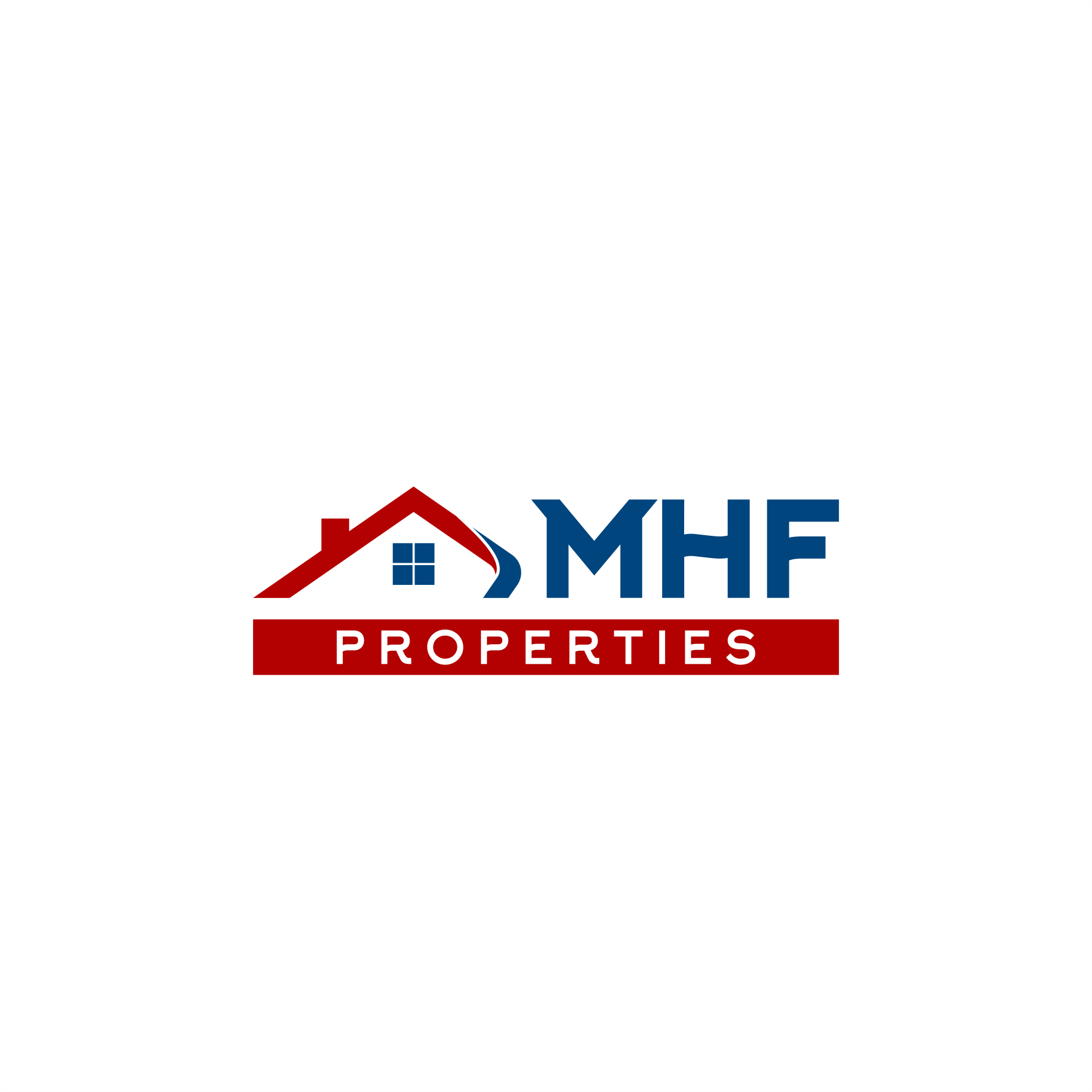 Help me Sell a house! Bold Simple Logo