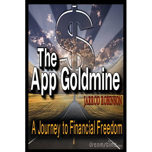 The App Goldmine needs a new book or magazine cover