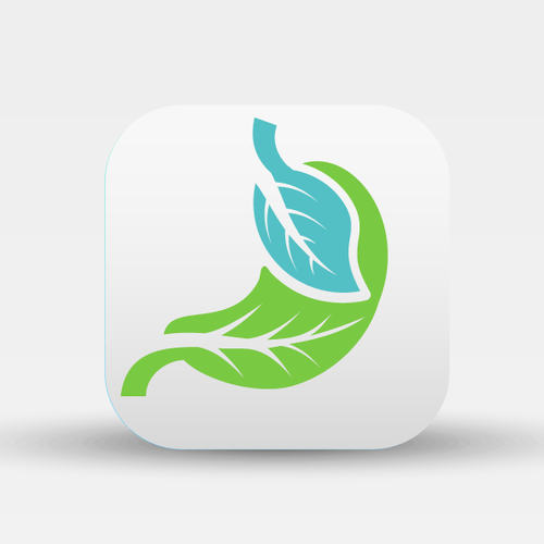 powerful icon for our science based diet app