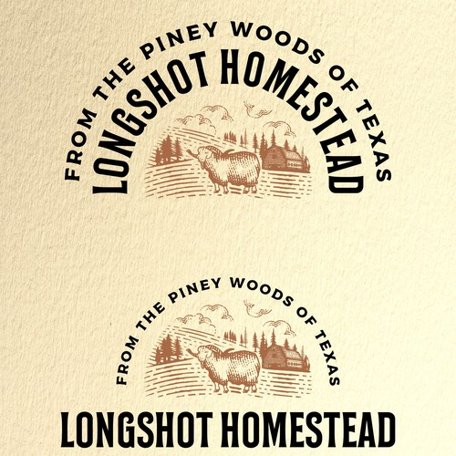 Logo design for Longshot
