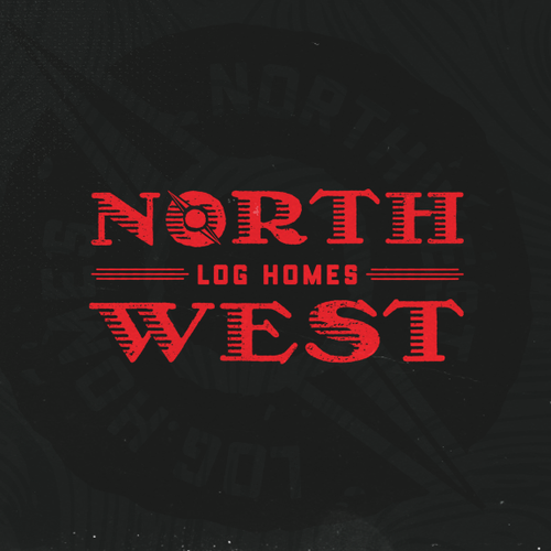 Northwest Log Homes Logo