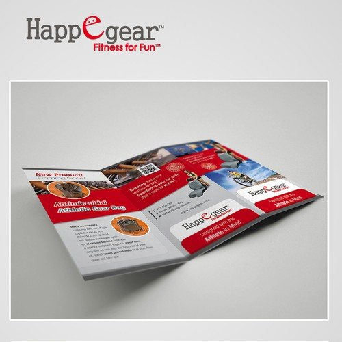 Trifold For HappeGear